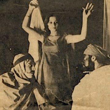 Zazia la Hilalienne» et la recherche d'un théâtre tunisien. 14 /7/1974