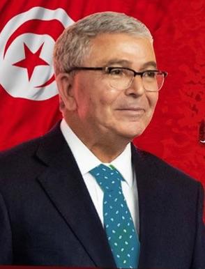 Le candidat Zbidi :  le discours d'un homme  politique d'action et de décision.