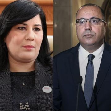 Abir Moussi et Hichem Méchichi, des alliés objectifs  ?
